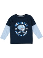 Toddlers State Of Origin Ls Tee