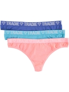 Womens Tradie 3 Pack Gee