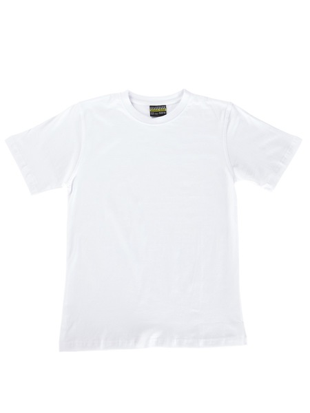 3bcb943b29e5 WHITE KIDS BASIC T-SHIRT | Best&Less™ Online
