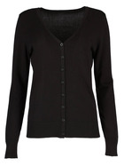 Plus Career Cardi Womens