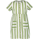Girls Linen Rich Dress