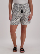 Womens Plus Print Short