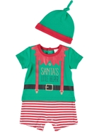 Baby Christmas Elf Outfit