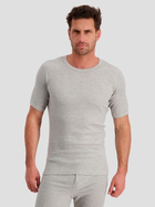 Mens Waffle Thermal Short Sleeve Tee