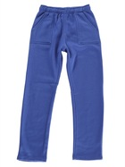 ROYAL BLUE KIDS FLEECE TRACKPANTS