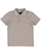 Kids Teflon Protected Cotton School Polo