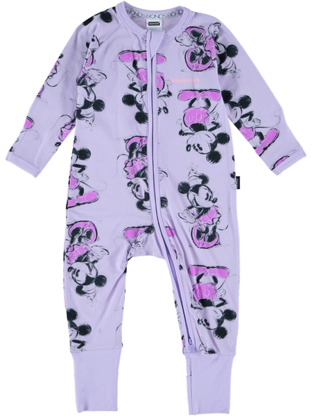 8bc8ab042 Baby Bonds Zippy Romper Mickey Mouse `   Best&Less™ Online