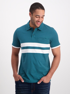Mens Short Sleeve Rugby Polo