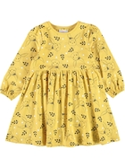 Toddler Girls Long Sleeve Knit Dresses