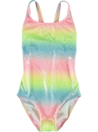 Girls Ombre Swimsuit