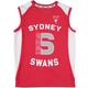 Afl Youth Mesh Muscle Top