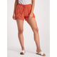 Womens Lace Trim Overlay Short