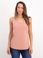 Womens Organic Cotton Relaxed Fit Tank
