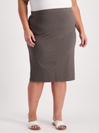 Womens Plus Pull On Tube Skirt