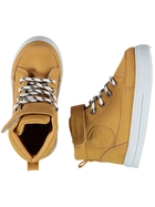 Toddler Boy Lace Up High Top