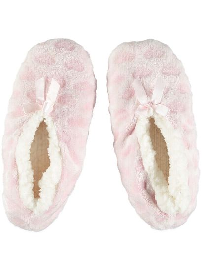 Bedsocks Cosy Footlets Womens