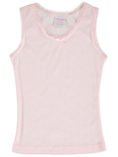 Girls Thermal Vest