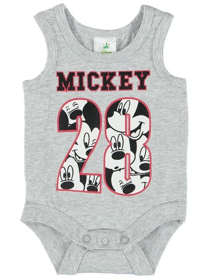 BABY MICKEY MOUSE BODYSUIT