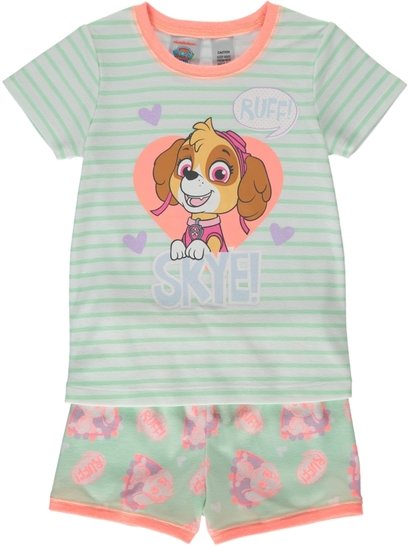 Girls Paw Patrol Pyjamas
