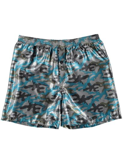Boys Satin Boxer