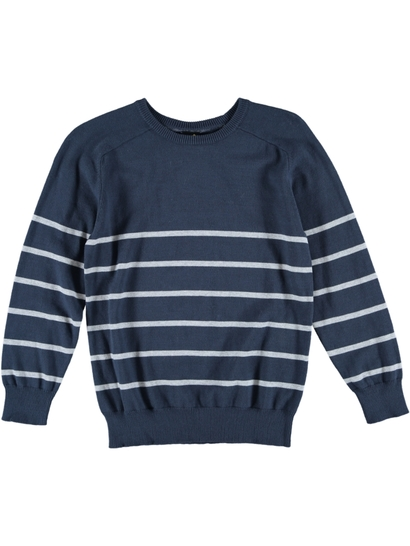 Boys Knit Pull Over