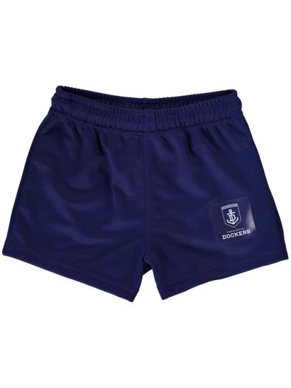 TODDLER FOOTY SHORTS AFL