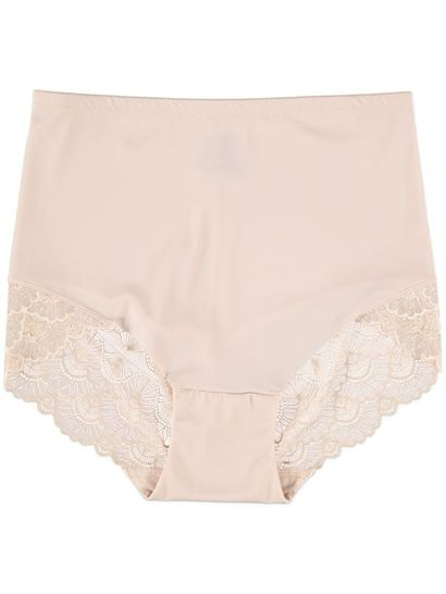 Cheeky Lace Control Brief