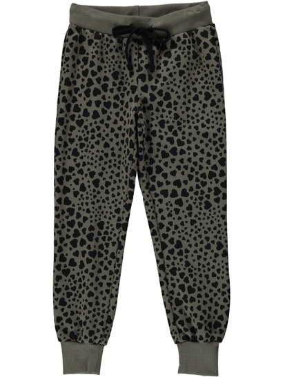 Girls Trackpant Printed