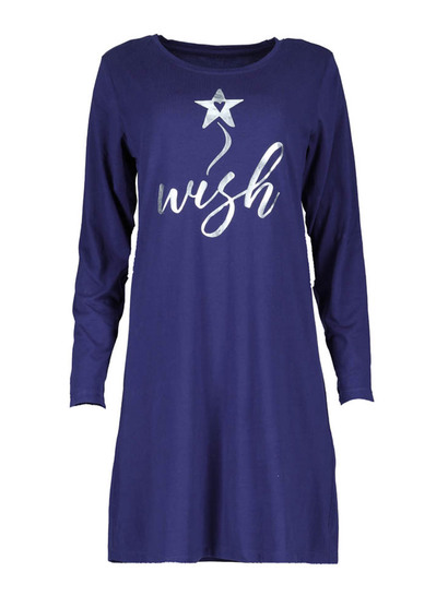Long Sleeve Nightie