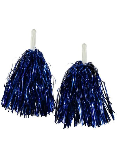 Pom Poms With Handles