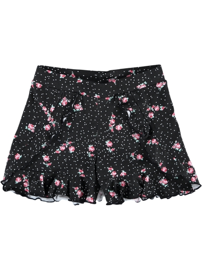 Toddler Girls Fashion Knit Skort