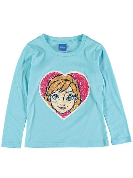 Toddler Girls Frozen Tee | Tuggl