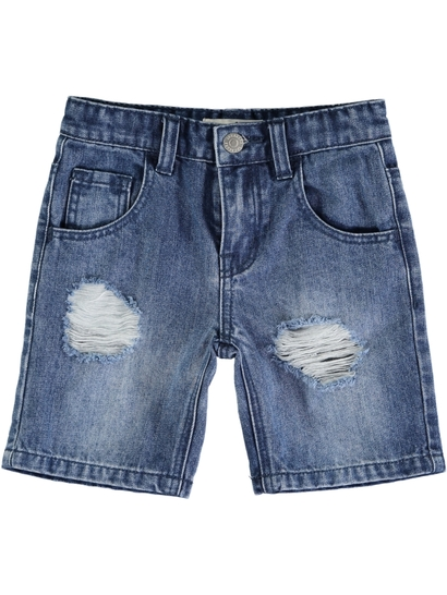 Toddler Boys Denim Short