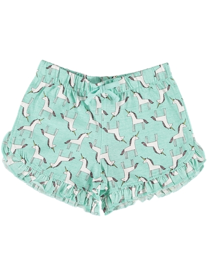 Toddler Girls Ruffle Short