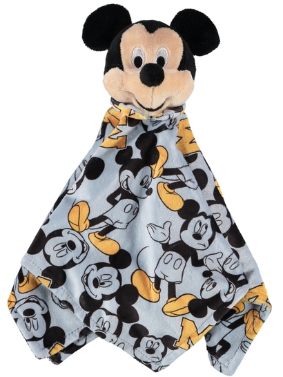 Baby Comforter Mickey Mouse
