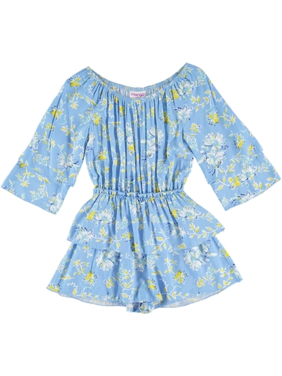 Girl Playsuit