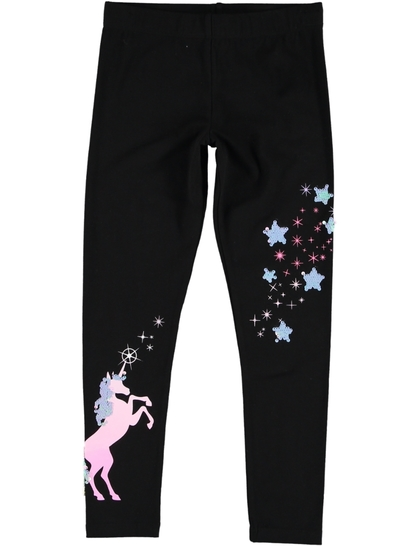 Gils Legging With Sequins