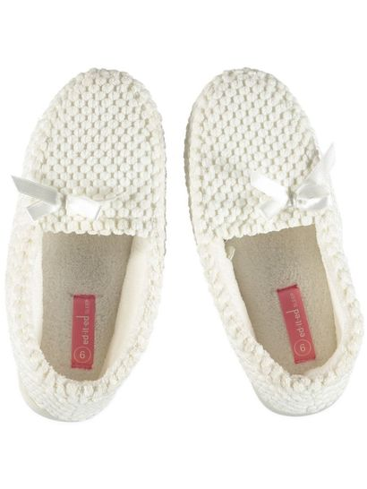 Women Moccasin Slipper