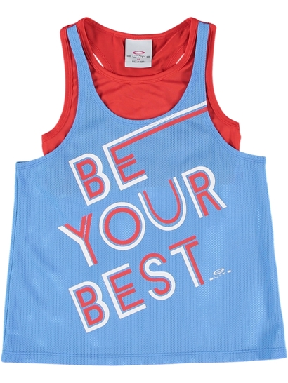 Girls Tank And Top Elite Sport