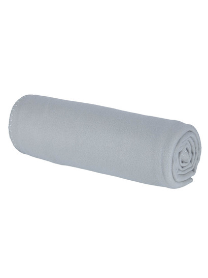 Plain Polar Fleece Throw