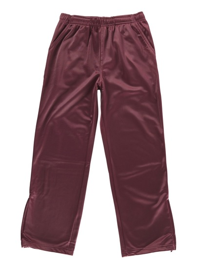 MAROON KIDS TRICOT TRACKPANTS