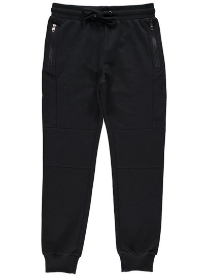 Boys Plain Fleece Trackpant