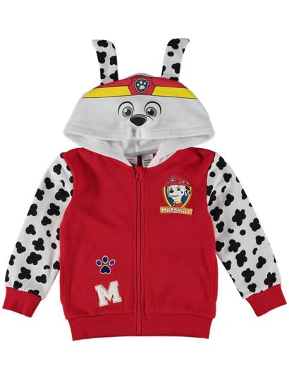 Boys Paw Patrol Hooded Jacket