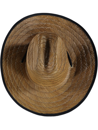 Men Oversized Straw Sun Hat
