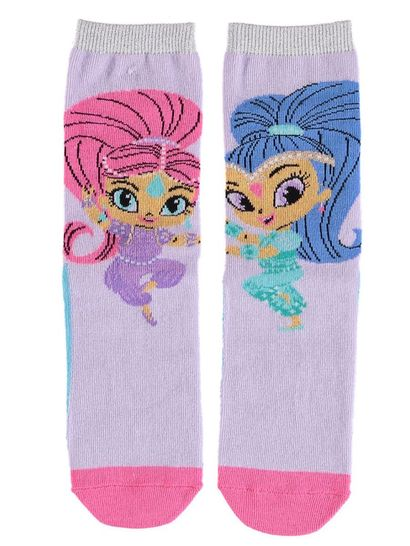 Girls Shimmer & Shine Socks