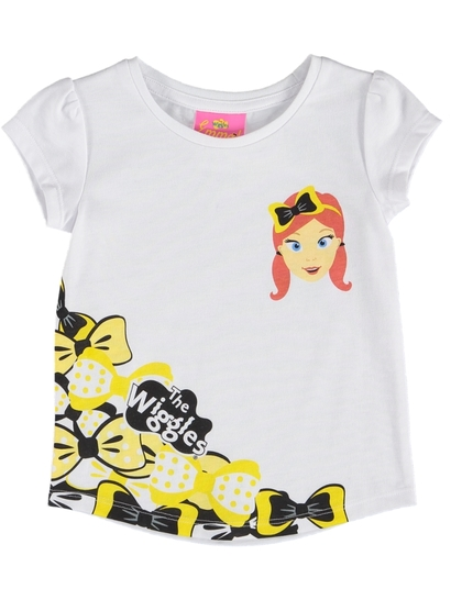 Toddler Girls Wiggles Tee