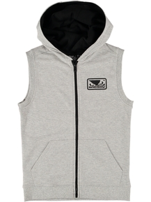 Boys Bad Boy Sleeveless Hoodie