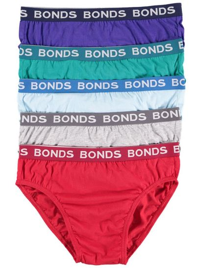 Bonds 5Pk Briefs