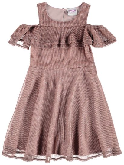 Girls Frill Dress