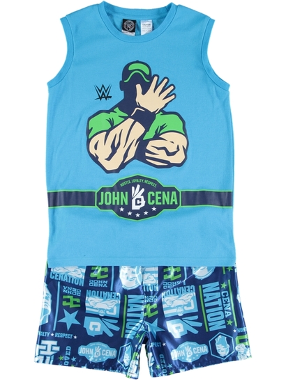 Boys Licence Pyjamas - Wwe